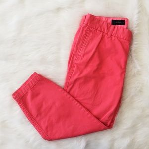 J. Crew Scout Chino In Neon